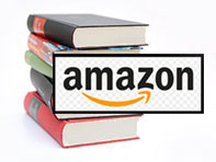 Books with Amazon logo