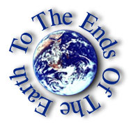 To The Ends Of The Earth Ministries earth logo